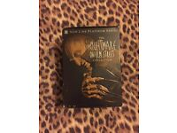 The nightmare on elm street DVD / horror