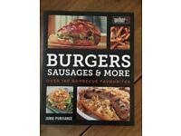 Burgers cook book