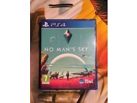 No Man's Sky Sony Playstation 4 Space Exploration Game PS4