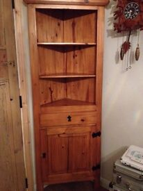 Beautiful Tall Corner Unit - Can Deliver