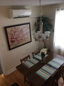 Downtown Furnished 2 Bdrm for Oct - May