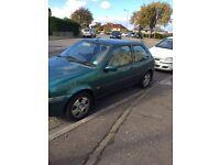 Ford Fiesta 1.2 £100