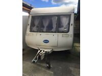 Bailey padgeant cd caravan