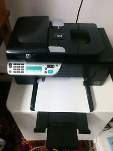 Printer - HP Officejet Wireless. Print, copy, scan and fax