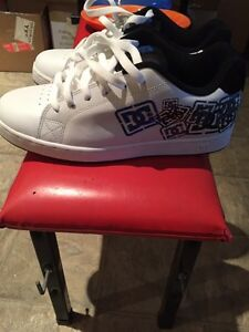 DC men's skater shoes size 9.5
