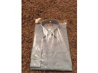 100% Irish linen shirt