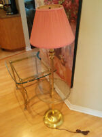 Lampadaire + Table