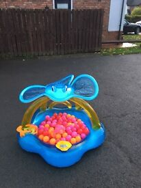 Child's Inflatable Ball Pit/Paddle Pool