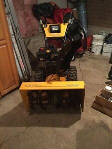 10HP Brute Snowblower