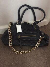 Handbag never used still with tags