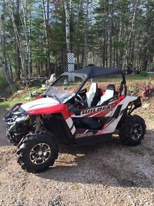 2015 Wildcat Trail Limited Edition