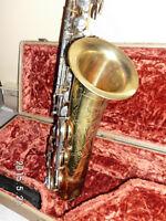 Saxophone ténor Senator
