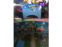 Toy story junior bed