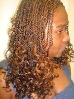 AFRICAN HAIR BRAIDING  -  COIFFURE AFRICAINE