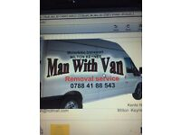 £20.00 Milton Keynes MAN AND VAN House Removal Service 07884188543