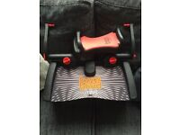 Buggy Board and saddle