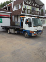 hino fb 1998 plateforme towing wheel lift remorqueuse