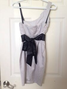 Grey/Black Mini Dress Windsor Region Ontario image 2