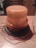Heavy Equipment LED Strobe Warning Light-Made by Grote