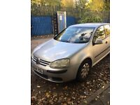 VW GOLF - priced to sale - excellent condition
