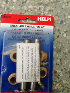 Greaseable Hinge Pin Kit Door Hinge SAVANA London Ontario image 1