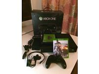 Xbox One 500Gb + Battlefield 4