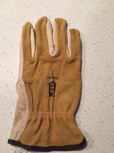 NEW large work gloves