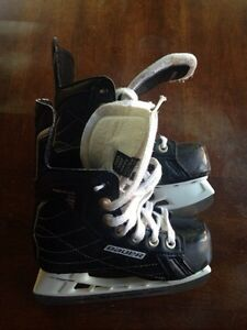 Boy's size 12 skates.  Kitchener / Waterloo Kitchener Area image 1