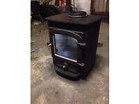 Wood/log/ multifuel stoves professionally re-furbished