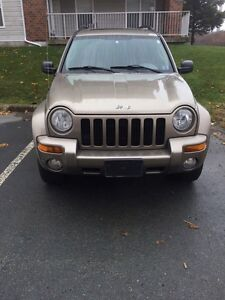 2004 Jeep Liberty sold sold thanks