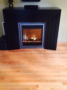 Electric fireplace in excellent working condition