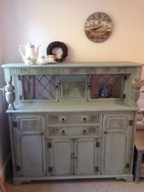 Court Cabinet Old Charm