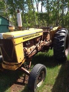 MM tractor