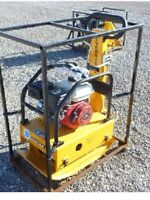 BRAND NEW NORFOLK CC160 REVERSIBLE PLATE COMPACTOR