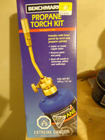 Propane torch kit