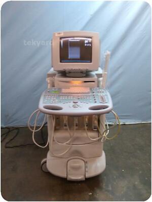 Siemens Acuson Sequoia Ultrasound System W Probes 259834