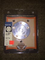 Harley Timing side cover OEM stock cover in package