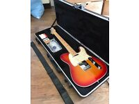 Fender American deluxe 60th anniversary telecaster. Never used.