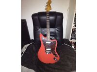 Fender squier jaguar - electric guitar