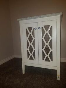 vanity with marble top (never used)
