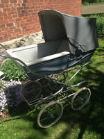 Silver Cross English Pram