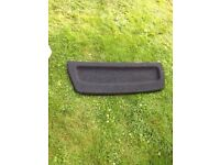 Corsa d 2007 3 door parcel shelf good condition 07594145438