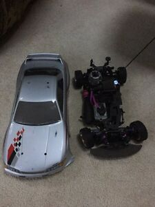 Nitro HPI RS4 rc car
