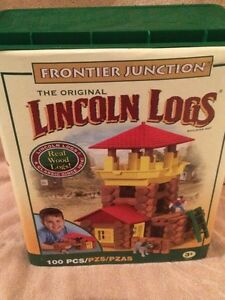 Lincoln Logs Frontier Junction