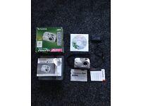 Fujifilm finepix A204 digital camera