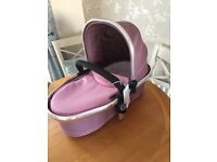 Icandy Peach blossom lower carrycot