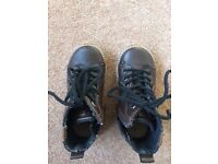 Boys boots toddler size 8