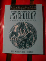 THE WORLD OF PSYCHOLOGY Canadian Edition