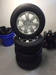 235/65R17 Michelin latitude alpine hp