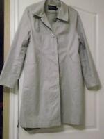 Ladies Fall/Spring Coat - Size L